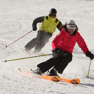 Boulder Ski Escape